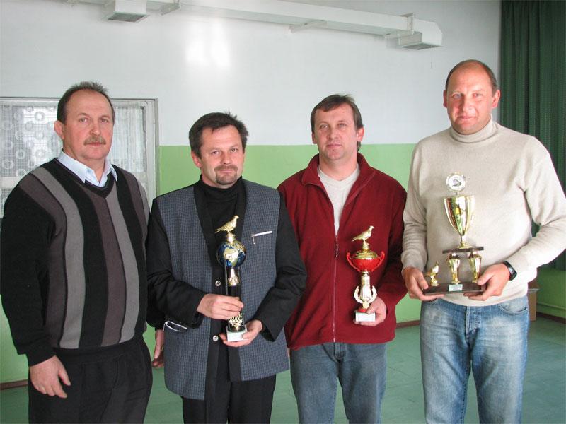 Zakończenie sezonu 2005